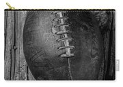 Old Football Carry-all Pouch