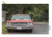 Old Ford Galaxy In The Rain Carry-all Pouch