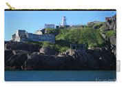 Old Fort Amherst By Barbara Griffin Carry-all Pouch