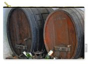 Old French Wine Casks Carry-all Pouch