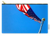 Old Glory Hdr Carry-all Pouch