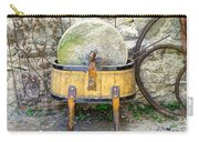 Old Grindstone Carry-all Pouch