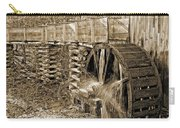 Old Grist Mill Photo Carry-all Pouch