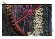 Old Grist Mill Vermont Carry-all Pouch