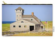 Old Harbor Lifesaving Station--cape Cod Carry-all Pouch