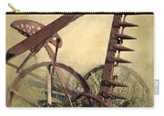 Old Harrow Carry-all Pouch by Heiko Koehrer-Wagner