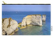 Old Harry Rocks - Purbeck Carry-all Pouch