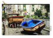 Old Havana Carry-all Pouch by Karen Wiles