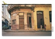 Life In Old Havana Carry-all Pouch