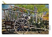 Old Hay Wagon Carry-all Pouch
