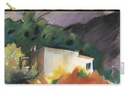 Old House In Altea La Vieja 02 Carry-all Pouch
