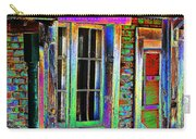 Old House Pop Art Carry-all Pouch