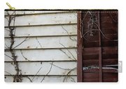 Old House Red Shutter 4 Carry-all Pouch