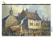 Old Houses And St Olaves Church Carry-all Pouch