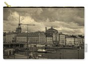 Old In Memory But Modern Copenhagen Carry-all Pouch