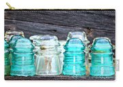 Old Insulators Carry-all Pouch