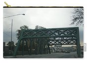 Old Iron Bridge Carry-all Pouch