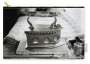Old Iron Carry-all Pouch by Shaun Higson