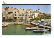 Old Jaffa Port Carry-all Pouch