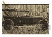 Old Jalopy Behind The Barn Carry-all Pouch