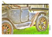 Old Jalopy  Carry-all Pouch