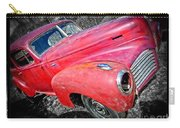 Old Junker Car Carry-all Pouch