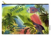 Old Key Lime House Carry-all Pouch