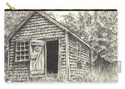 Old Lanes Cove Fishing Shack Carry-all Pouch