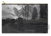 Old Liberty Park Ruins In Spokane Washington Carry-all Pouch