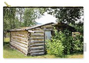 Old Log Homestead IIi Carry-all Pouch