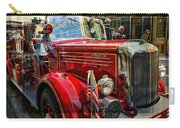 Old Mack Firetruck Carry-all Pouch