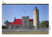 Old Mackinac Mi Lighthouse 19 Carry-all Pouch