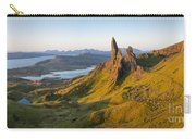 Old Man Of Storr - Pano Carry-all Pouch