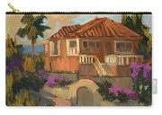 Old Mansion Costa Del Sol Carry-all Pouch
