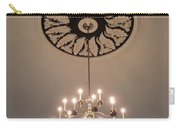 Old Meeting House Chandelier Carry-all Pouch