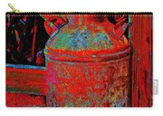 Old Milk Pail Pop Art Carry-all Pouch