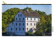 Old Mill In Caledonia Ontario Carry-all Pouch