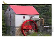 Old Mill Of Guilford Carry-all Pouch by Sandi OReilly