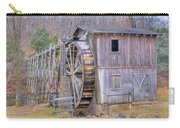 Old Mill Water Wheel And Sluce Carry-all Pouch