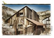 Old Mine Shack Carry-all Pouch