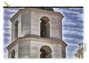 Old Mission San Luis Rey Tower - California Carry-all Pouch