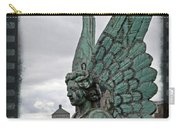 Old Montreal Angel Filmstrip Carry-all Pouch
