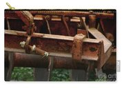Old Mowing Machine Carry-all Pouch