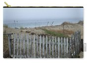 Old Nantucket Fence Carry-all Pouch