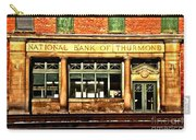 Old National Bank Of Thurmond Carry-all Pouch