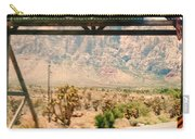 Old Nevada Entrance Carry-all Pouch