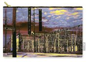 Old New Orleans Electric Plant Carry-all Pouch