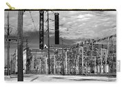 Old New Orleans Power Plant Carry-all Pouch