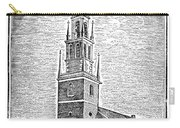 Old North Church, 1775 Carry-all Pouch