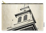 Old North Church In Boston Carry-all Pouch